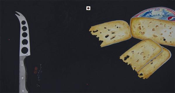Серия «Ножи для Кухни». Сыр