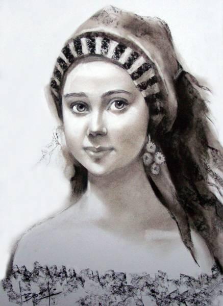 Портрет Маши