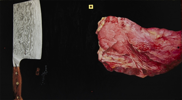 Серия «Ножи для Кухни». Мясо