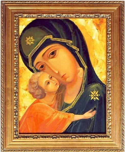 Богородиця з дитятком