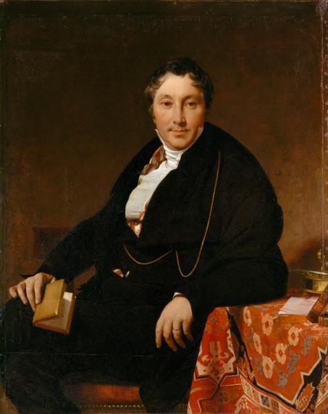 1823_Жак-Луи Леблан (1774-1846) (121 х 95.6 см) (Нью-Йорк, Метрополитен)