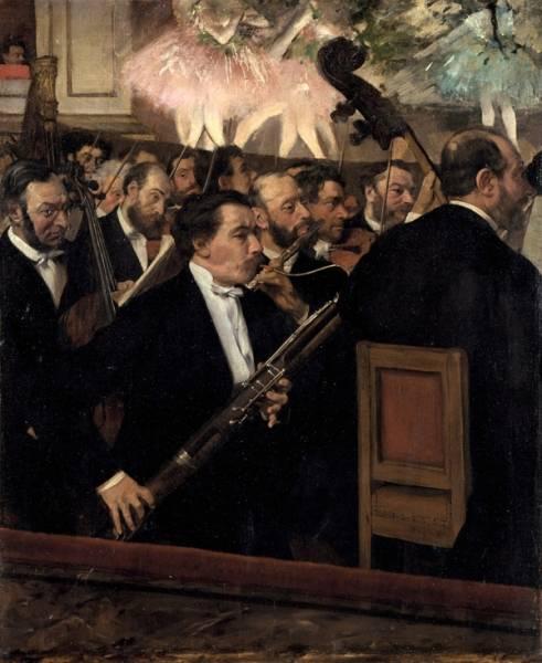 Оркестр в опере