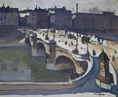 The Pont Neuf, 1906