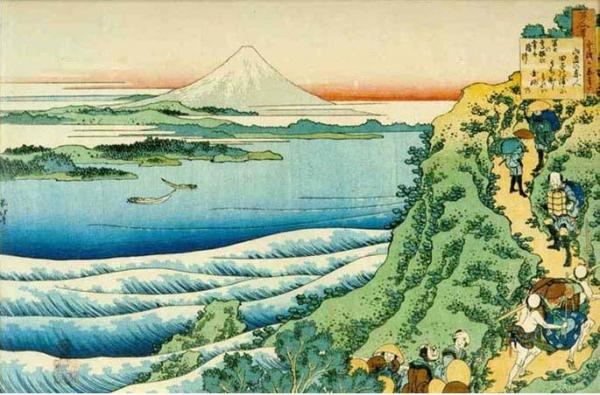 К стихотворению Ямабэ-но Акахито