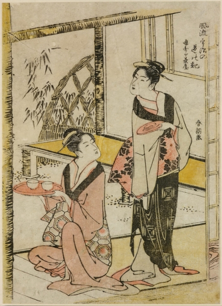 В чайном доме Цуега_1779-1793