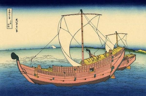 Морской путь в Кадзуса