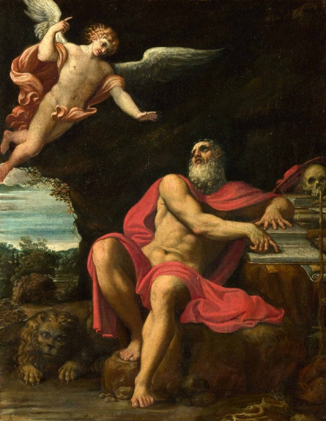 Видение Святого Иеронима