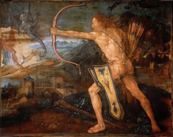 Геракл и cтимфалийские птицы