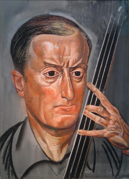 Портрет виолончелиста