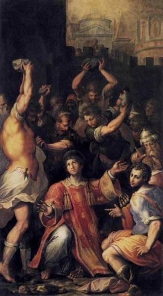 Мученичество Св. Стефана