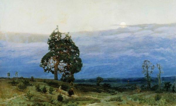 Сумерки. 1889