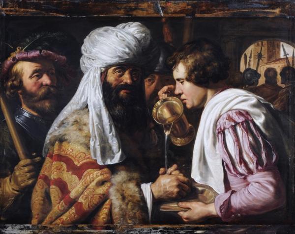 Пилат умывает руки