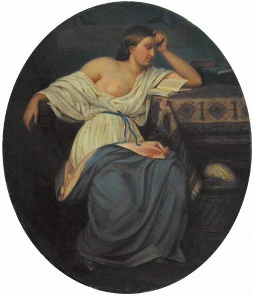 Итальянка 1870