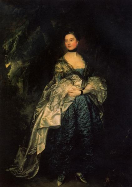 Портрет леди Алстон