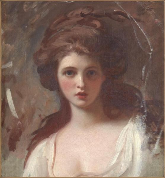 Эмма Харт в образе Цирцеи
