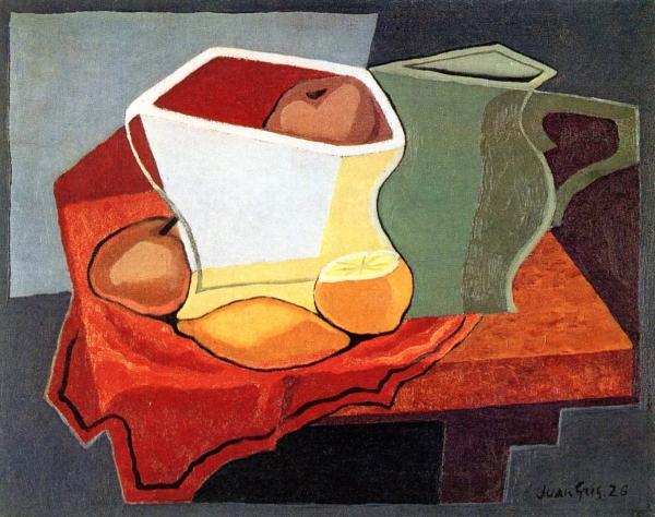 Яблоки и лимоны