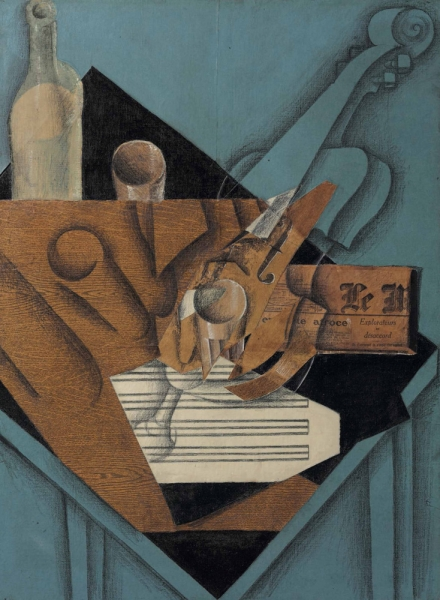 Стол музыканта