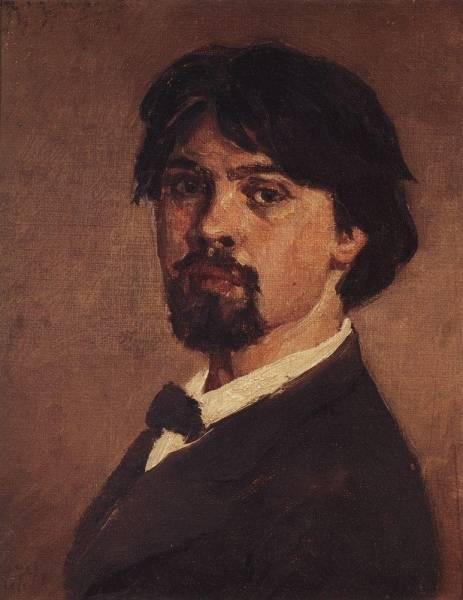 Автопортрет. 1879