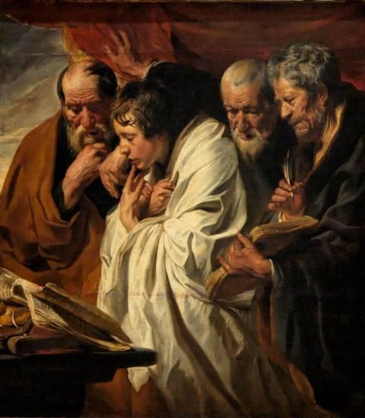 Four_Evangelists