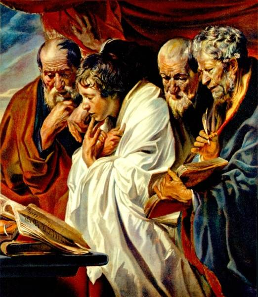 The Four Evangelists