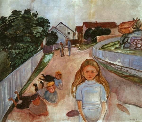 Улица в Асгардстренде 1902