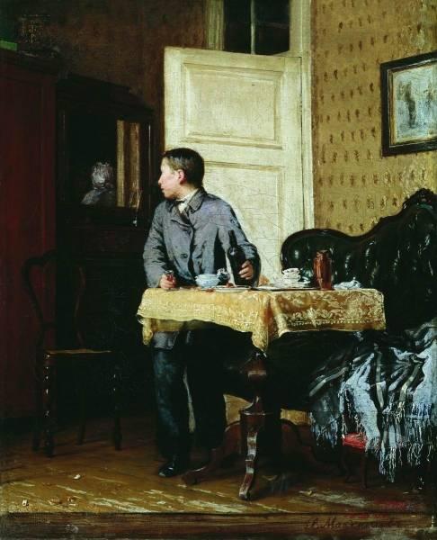 По примеру старших. 1864