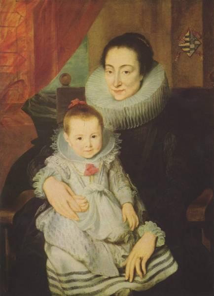 Portrat-der-Marie-Clarisse-Frau-des-Jan-Woverius-mit-ihrem-Kinde