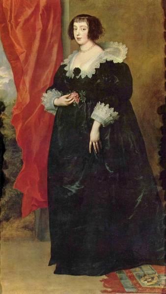 Portrat-der-Margarete-von-Lothringen-