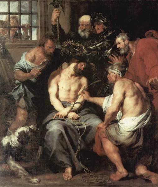 Dornenkronung-Christi