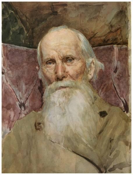 Портрет доктора Розанова_1930