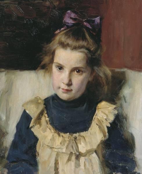 Портрет Татьяны Васильевны Савинской