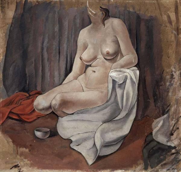 1924 (ок.) Обнаженная