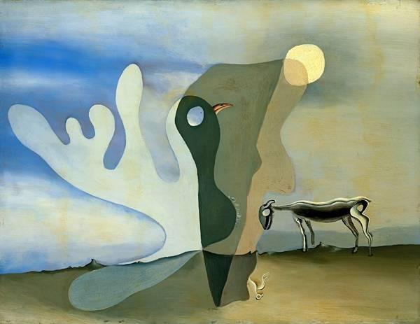 1928 (ок.) Призрачная корова