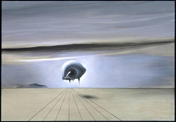 1944_Эскиз для Очарованного сном (the dream sequence in Spellbound)