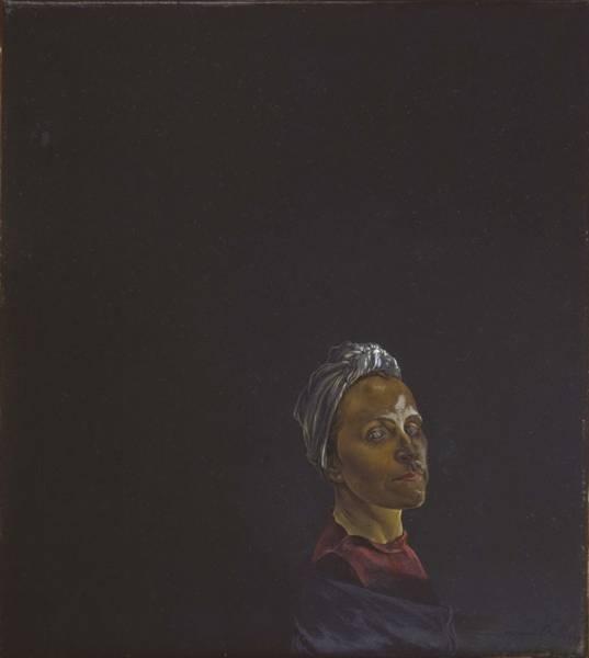 1939 Портрет Гала в тюрбане