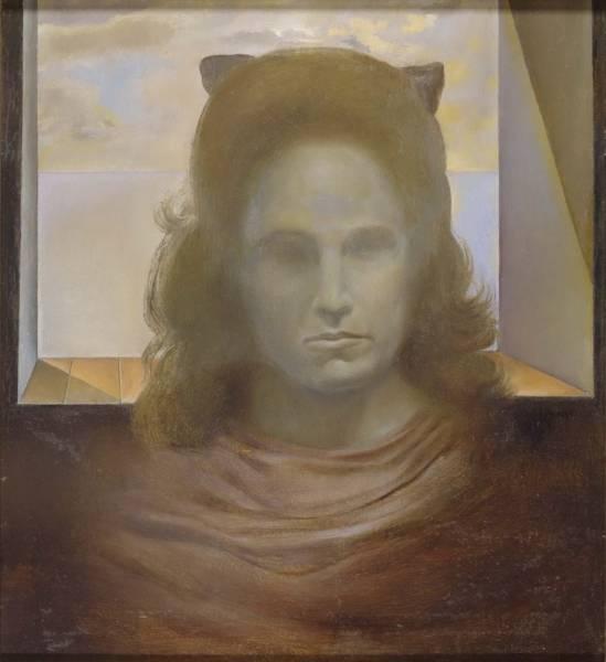 1975-1979 Портрет Гала