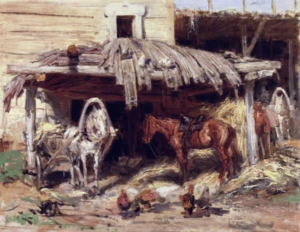 На мельнице.1902