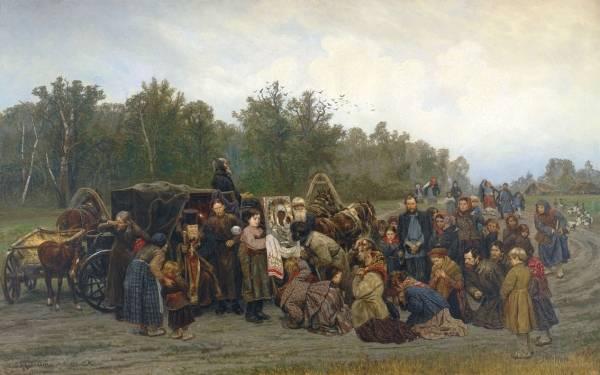 Встреча иконы (1878)