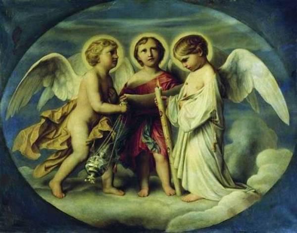Служение ангелов