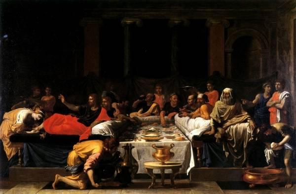 Таинства церкви. Покаяние (1637-1640)