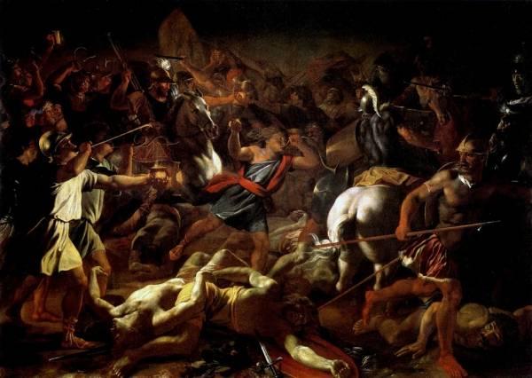 Битва Гедеона с мидианитянами
