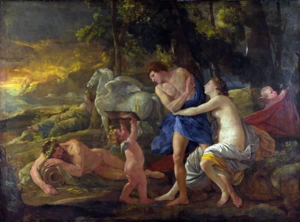 Аврора и Кефал (ок.1630)