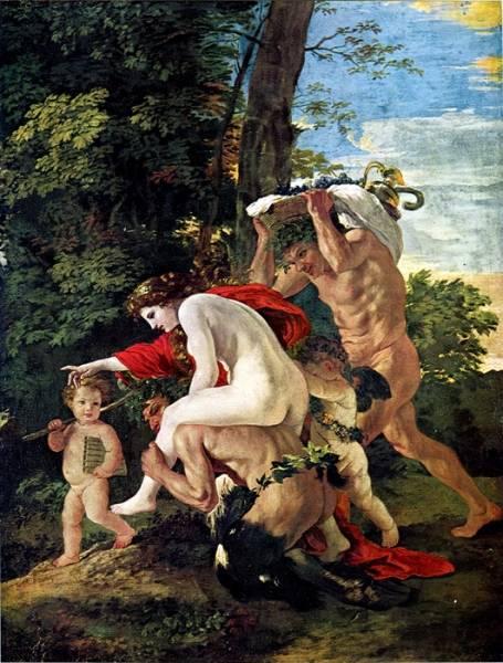 Вакхическая сцена (ок.1626)