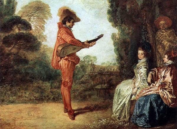 Обольститель (ок.1712) (18 х 25) (Труа, Музей искусств)