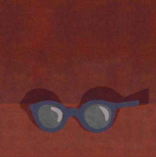 Artists' Glasses No. 8.