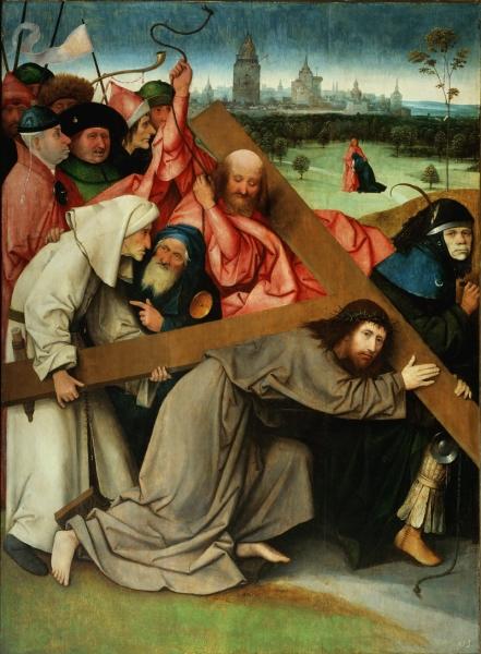 Несение креста (150 х 94) (Эскориал)