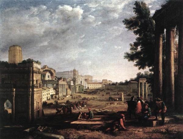 Кампо Вацино в Риме