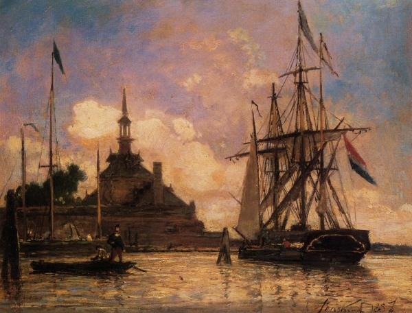 Корабли вдалеке