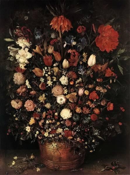 Большой букет, 1607