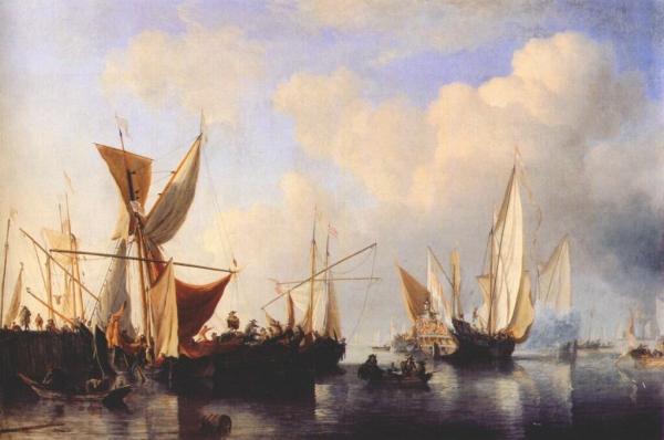 Плавание кораблей
